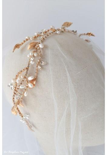 Location Accessoire Cheveux de Mariage - Perles et Strass